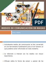 Medio de Comunicación de Masas (Mass Media)