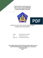 Rancangan Aktualisasi Ratna 2019