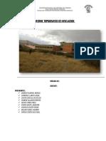 informe - nivelacion