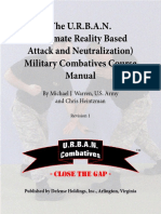 URBAN Course Manual Class 001