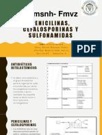 Penicilinas, cefalosporinas y sulfonamidas.pptx