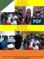 WA 0812.28.8000.45, Bimbel Matematika SMP Fajar Indah Surakarta