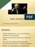 DANIEL BARENBOIM.pptx