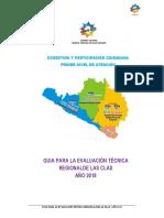 1.- Guia de Evaluacion de Las Asociaciones CLAS 2018