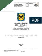 GAM-PL-003-V1 Plan de Gestion de RCD (1)