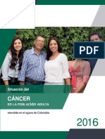 Cancer en Colombia