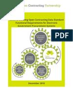 E-GP OCDS Guide December 2018