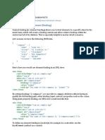 Context Binding (Element Binding) 91f05e8