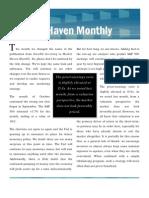 Market Haven Monthly Newsletter - November 2010