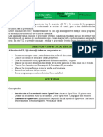 UD nº 9 Introducción y elementos de Openwriter