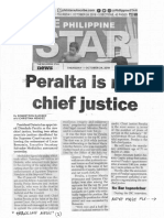 Philippine Star, Oct. 24, 2019, Peralta is new chief justice.pdf