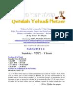 Parashat VaYishlaj # 8 Adul 6011