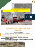A.- ETAPAS DE LA ACTIVIDAD MINERA - CATEO Y PROSPECCION MINERA.pptx