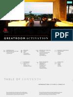 Marriott Greatroom Activation