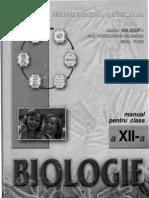 Biologie XII