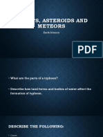 9. Compare and contrast   comets, meteors, and asteroids.pptx