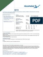 Brochure TDS RedicoteE 4819