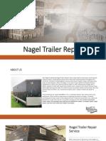 Nagel Trailer Repair Service in Michigan