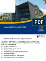 Chapter Four Accounting for Labour (3)