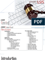 LSIS 2.0 Manual Child Protection Policy Data Tool