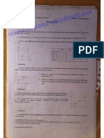 8 exercices + corrigés en thermodynamique ( serie TD 3 ) - EPST Tlemcen