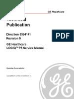LOGIQ P5 Service Manual_SM_5394141-100_5
