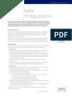 Ballast Regulation