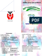 Programme for Foundation