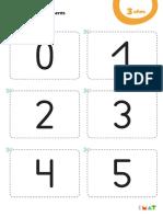 cartas números 1º infantil.pdf