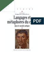 Corps Et Armes- François Lissarague