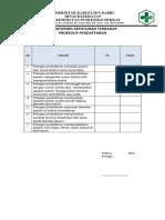 7.1.1 Ep 3 Monitoring Kepatuhan Terhadap Prosedur Pendaftaran
