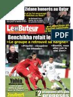 LE BUTEUR PDF du 19/11/2010