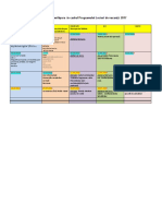 Activitățile Ce Se Vor Desfășura În Cadrul Programului Lecturi de Vacanță