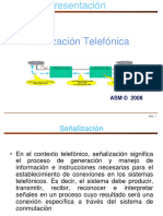 Senalizacion Tema 4