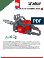 MTH400 / MTH4000