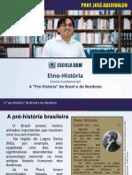 """""""Pré-História"""" Do Brasil e Do Nordeste"""