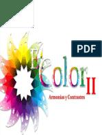 El Color II Armonias y Contrastes