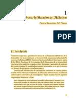 Teoría de Situaciones Didácticas Patricia Barreiro e Inés Casetta