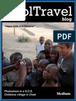 Happy Kids of N'Djamena - Maarten Schafer - Storyteller - Author