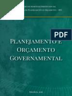 Planejamento e Orçamento Governamental