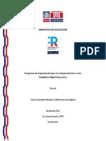 Imprimible Guía de Estudio Módulo I Alfabetización Digital