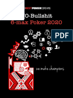 No-BS 6-max Poker 2020 19.10.2019