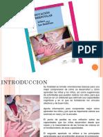 Presentación Libro Para Las Familias SEP