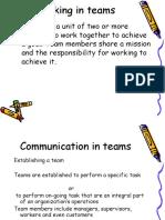 31606315 Communication in Teams