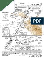 Flightaware_sna_iap_ils or Loc Rwy 20r