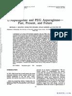 PEG Asparaginasa