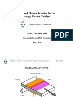 Linked in Presentation - Plasma Actuator - Rev2