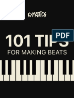 101 Tips for Making Beats by Cymatics.pdf