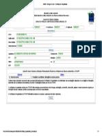 IBAMA Servicos on Line Certificado de Regularidade HF