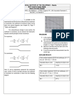 f. Change in Cross Section